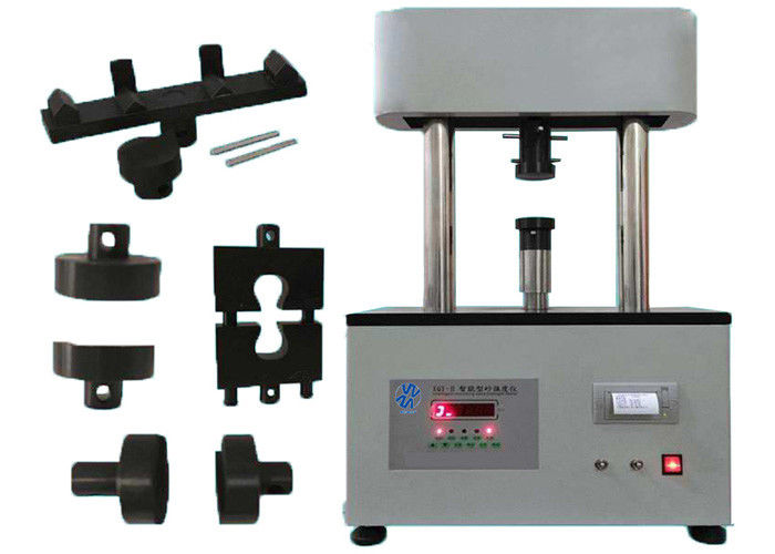 3000-10000 N Mould Hardness Tester , Core Strength Machine 0-3 MPa Compression Strength